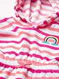 Hatley Kids Girls' Terry Cover-Up, Pink, 18-24 Months