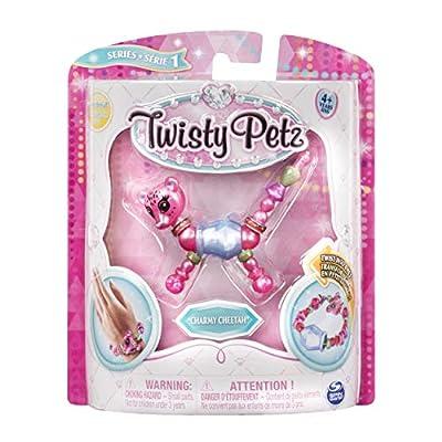 Twisty Petz Charmy Cheetah: Toys & Games