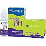 Alkazone Alkaline Booster Drops with Antioxidant, 1.25 Fluid Ounce