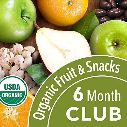 (Organic Fruit and Snack Club - Select 3, 6, 9 or 12 Months (6 Month Option))