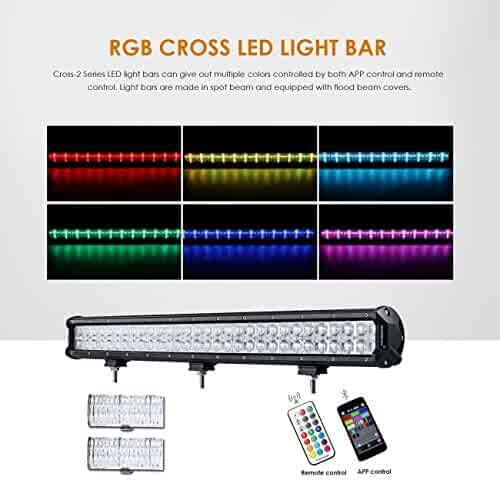 Shopping Auxbeam Light Bars Accent Off Road Lighting