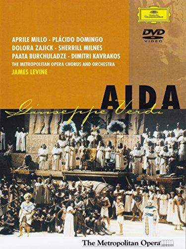 Verdi - Aida / Levine, Domingo, Millo, Metropolitan Opera Image