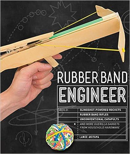 Ilmainen mp3-ladattavat äänikirjat Rubber Band Engineer B01ED3V3G4 DJVU by Lance Akiyama