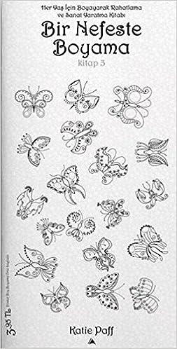 Bir Nefeste Boyama Kitap 3 Katie Paff Kolektif 9786059909198