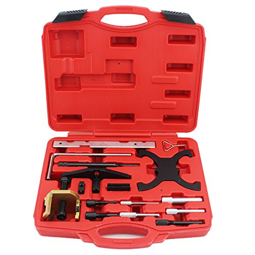 Engine Tool For Ford 1.4 1.6 1.8 2.0 Di/TDCi/TDDi Engine Timing Tool Master Kit, also for Mazda (Master Timing)