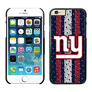 Personalized Design Phone Case For Iphone 6 New York Giants iPhone 6 4.7 Inches Cases 04 Black TPU Protective Phone Case
