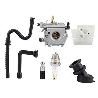 Carburador Metal de alta calidad para STIHL 024 026 MS240 MS260 MS 240 260 WT194 Motosierra