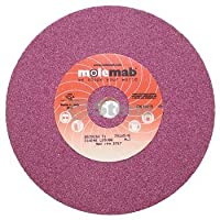"Stens 750-011 0.625"" Inside Diameter x 7"" Outside Diameter x 1"" Thickness Blade Grinding Wheel, 3756 rpm, 46 Grit"