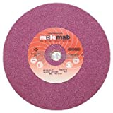 Stens 750-011 0.625'' Inside Diameter x 7'' Outside Diameter x 1'' Thickness Blade Grinding Wheel, 3756 rpm, 46 Grit
