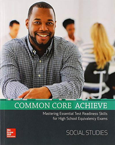 Common Core Achieve, Social Studies Subject Module (BASICS & ACHIEVE)