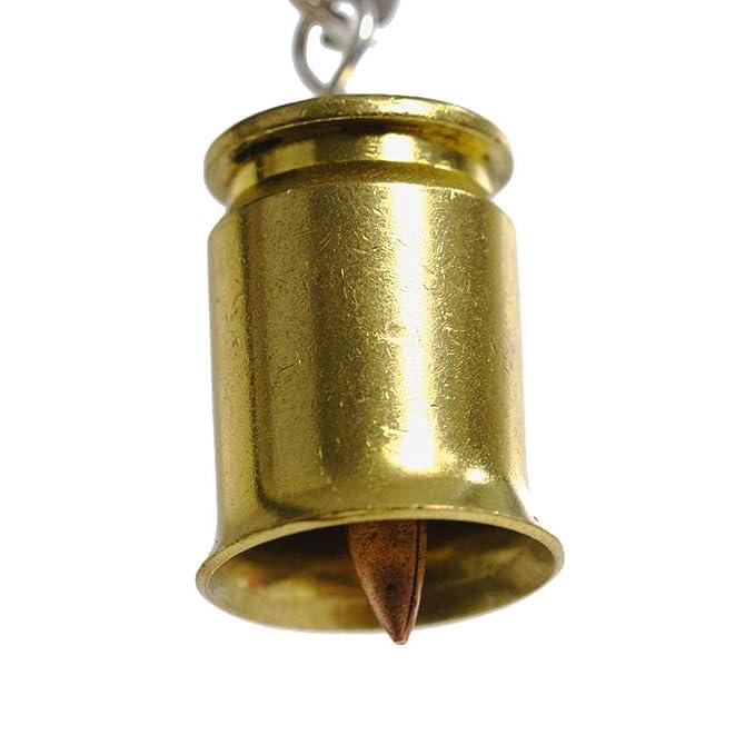 Amazon.com: Lucky Shot - Llavero de campana de motocicleta ...
