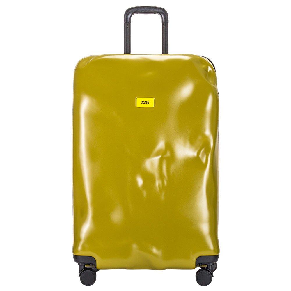 クラッシュバゲージ Crash Baggage スーツケース 65L パイオニア Mサイズ 中型 CB102 Pioneer キャリー[ バッグ ] キャリーケース クラッシュバゲッジ B06XG63W91グリーン(10)