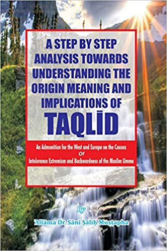 A Step by Step Analysis Towards Understanding the Origin
