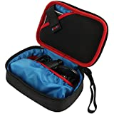 Khanka Carrying Case for Garmin Nuvi 57LM GPS Navigator System with Spoken ,5 inch display