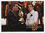 Caesar Flickerman & Peeta (Trading Card) The Hunger Games: Catching Fire - 2013 NECA # 27 - Mint