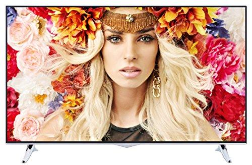 Telefunken L48U300I4CW 122 cm (48 Zoll) Fernseher (Ultra HD, Triple Tuner, Smart TV, Energieklasse A+) schwarz