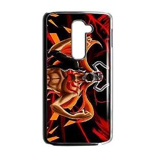 LG G2 phone case Black BleachMOL7632487