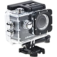 ABLEGRID® AG4000 30-meter Waterproof 12MP 2.0 inch WIFI 1080P HD Sports Action Camera with 170° wide Angle Lens Black