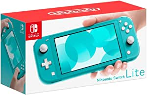 Nintendo Switch Console Lite [Turquoise]