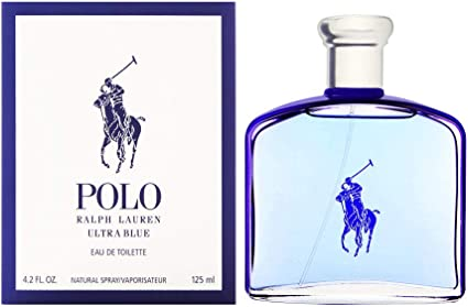 Ralph Lauren - Eau de toilette ultra blue 125 ml: Amazon.es: Belleza