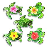 Refrigerator Magnets turtle cute magnets(5PCS)magnets funny in kichen,Suitable for funny office/fridge magnet set/Arts & Crafts/favorite child/baby classroom/cute magnets/3D pattern magnets by MORCART