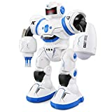robots that you control - RC Remote Control Robot, COOL99 R3 Robot Toys Intelligent Programming Fighting Mode Dancing Sensor Control Kids Blue