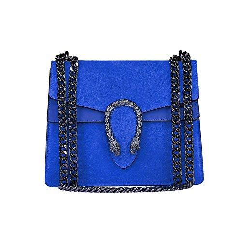 Blue Gucci Handbag - 1