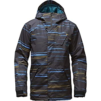cac10e912 The North Face Men's Achilles Insulated Jacket (Tnf Black Pixel Sort ...