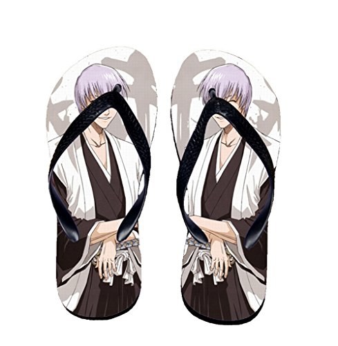 Bromeo Bleach Anime Unisex Flip Flops Chanclas 239