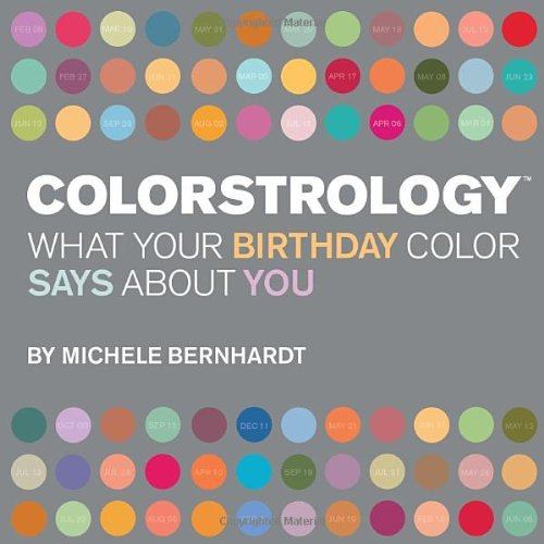 Colorstrology: What Your Birthday Color Says About - About Says Your What Personality You