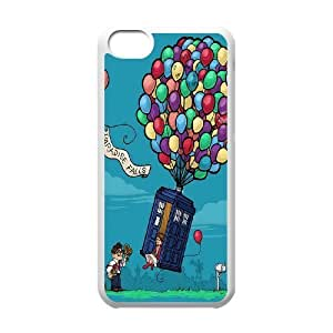 Lmf DIY phone caseCustom High Quality WUCHAOGUI Phone case Doctor Who - Police Box Pattern Protective Case For iphone 5/5s - Case-18Lmf DIY phone case