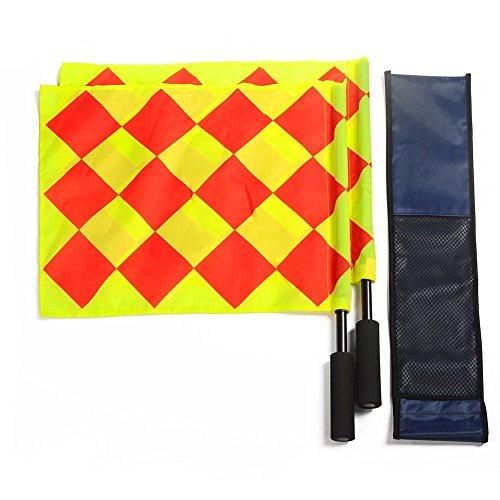 Referee Costume Australia (Xerhnan Pro Line Premium Soccer Referee Flags)