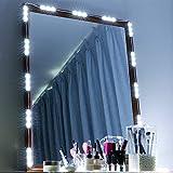Best Sale Dsben Vanity Mirror Lights Kit With Dimmer 11 Ft60 Led Makeup Light For Vanity Table Bathroom Dressing Room