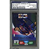 2013 Panini Adrenalyn XL Neymar AUTO CERTIFIED AUTHENTIC - PSA/DNA Certified - Autographed Soccer Cards