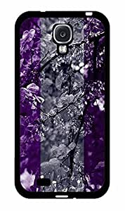 Purple Tree Opacity TPU RUBBER SILICONE Phone Case Back Cover Samsung Galaxy S4 I9500