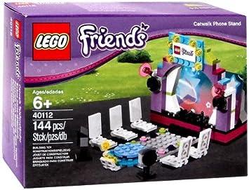 Lego Set40112 Manual Friends Phone Byenglish Cat Stand Walk 6gYfv7by