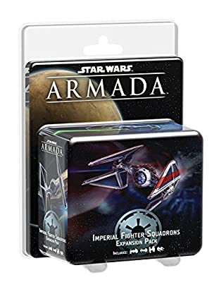 Star Wars: Armada - Imperial Fighter Squadrons Expansion Pack from Fantasy Flight Games