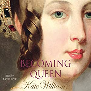 Becoming Queen Audiobook