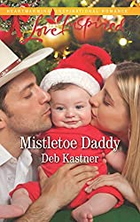 Mistletoe Daddy (Cowboy Country)