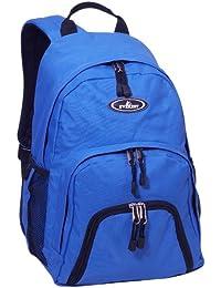 Luggage Sporty Backpack, Royal Blue, Medium