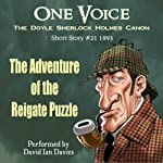 The Adventure of the Reigate Puzzle | Sir Arthur Conan Doyle