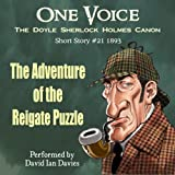 The Reigate Puzzle by Arthur Conan Doyle front cover