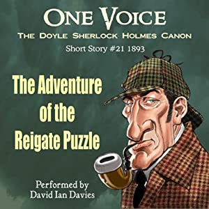 The Adventure of the Reigate Puzzle Audiobook