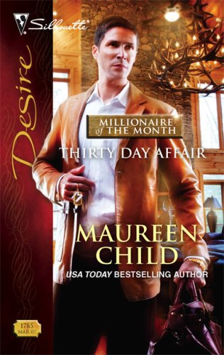 book cover of Thirty Day Affair