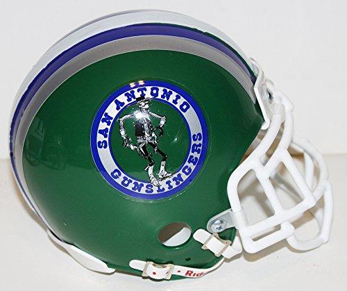 USFL San Antonio Gunslingers Mini Helmet