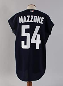 2000 Leo Mazzone Team-Issued All-Star Jersey Home Run Derby – COA 100% Authentic Team - MLB Game Used Jerseys