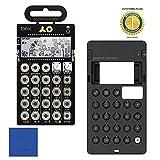 Teenage Engineering PO-32 Tonic Pocket Operator + CA-X Silicone Case Bundlewith 1 Year Free Extended WarrantyandMicrofiber