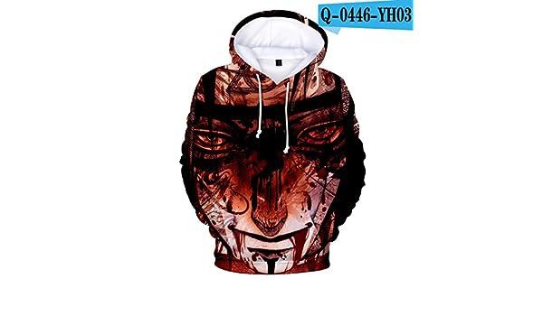 Amazon.com: WEEKEND SHOP Hoodie Naruto Hatake Kakashi 3D Hoodies Harajuku Naruto Men Hoodies Sweatshirt: Clothing
