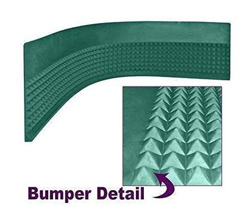 Craps Diamond Pyramid Bumper Rubber - item 30-5000