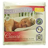 Protect-A-Bed Classic Mattress Pad (Queen)